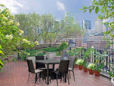 Mini jardins londres new york ou paris for Jardin new york