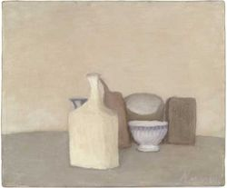 nature morte de morandi