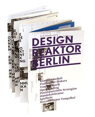 Design Reaktor, Berlin