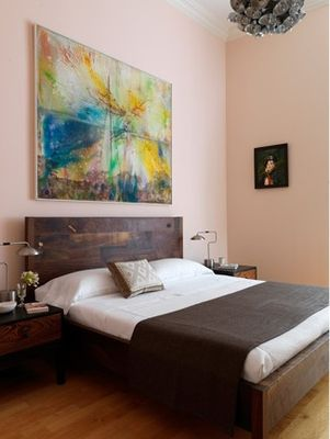 Katie Lydon, tribeca, bedroom
