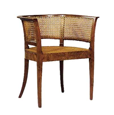 faaborg chair by Kaare Klint 1914