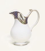 TOURNAI BALUSTER JUG FROM THE DUC D'ORLEANS SERVICE