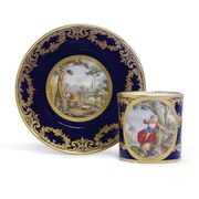 sevres coffee cup