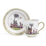meissen coffee cup