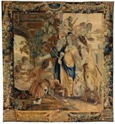 Tapisserie Mythologique, Flandres, Circa 1660