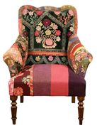 bokja flower arm chair