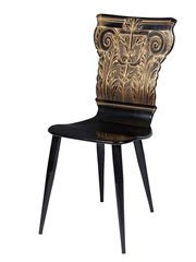 Chaise  Capitello  de Piero Fornasetti