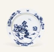 KASSEL BLUE AND WHITE SOUP-PLATE