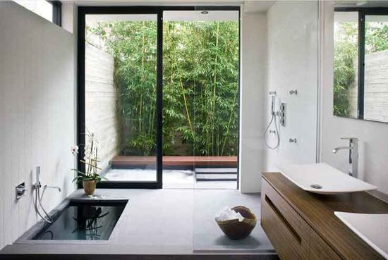 Awesome Salle De Bain Japonaise Contemporary - Awesome Interior ...