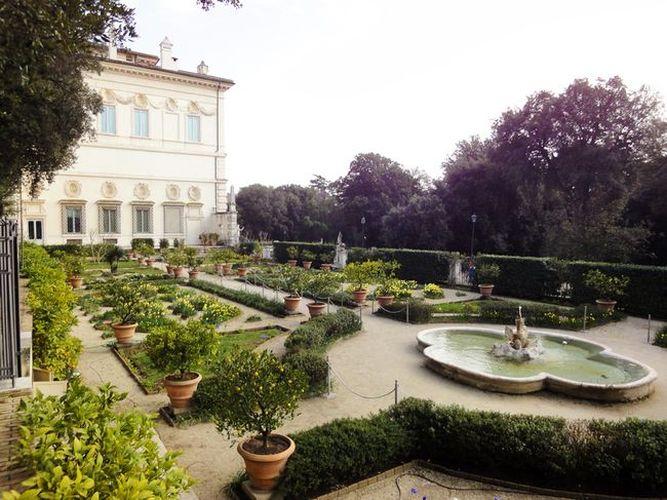 Jardins italiens ici et ailleurs for Les jardins de la villa et spa